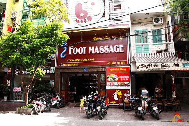 bảng hiệu massage chất lượng