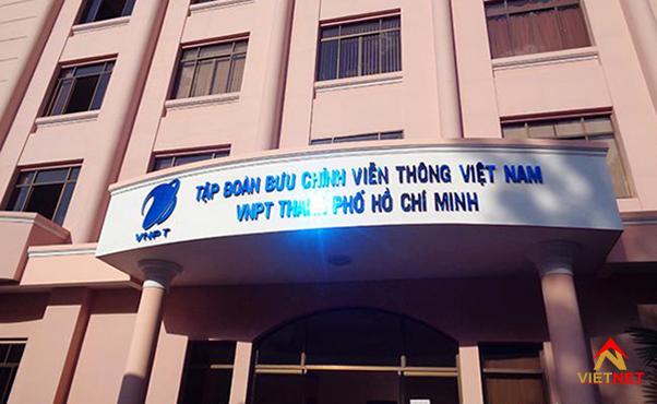 chữ inox xanh huyện bình chánh