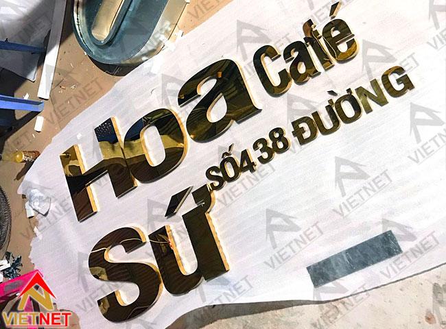 gia-cong-chu-inox-vang-tiem-cafe-hoa-sư