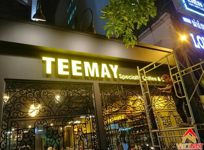 gia cong chu noi dong cafe TEEMAY
