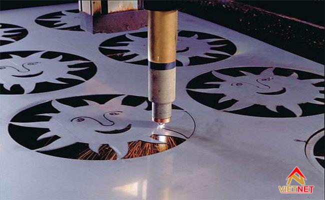 gia công laser kim loại