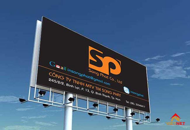 Bảng hiệu quảng cáo 1