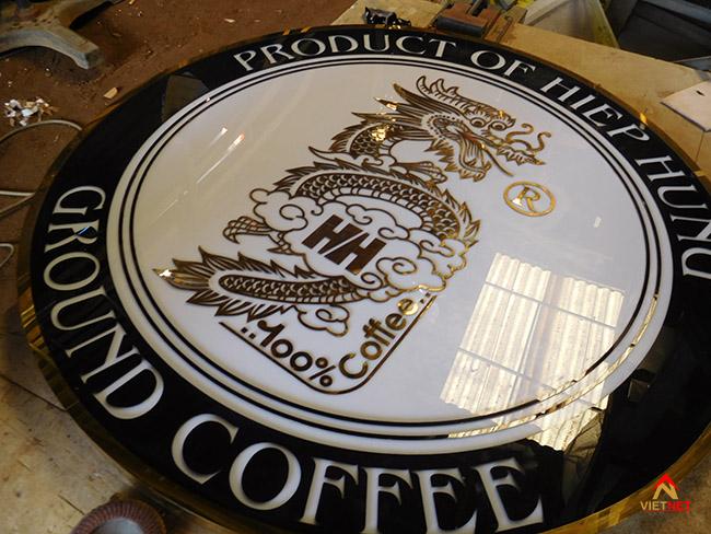 Logo inox coffe 1