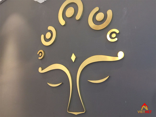 Logo đòng mặt phật 1