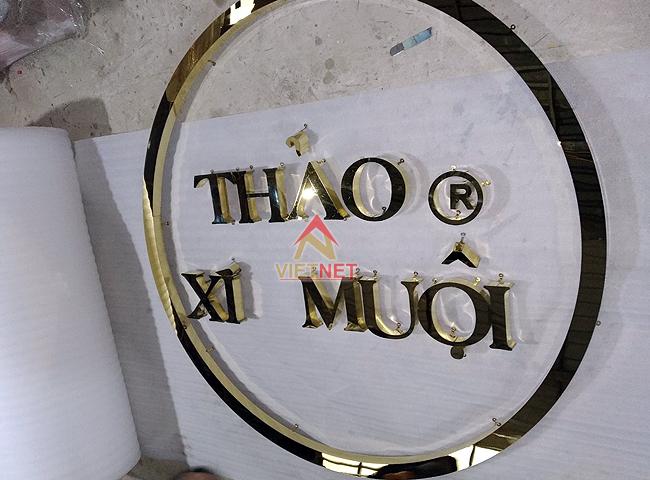 logo inox vang thao xi muoi