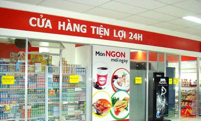Mẫu bảng hiệu siêu thị 4